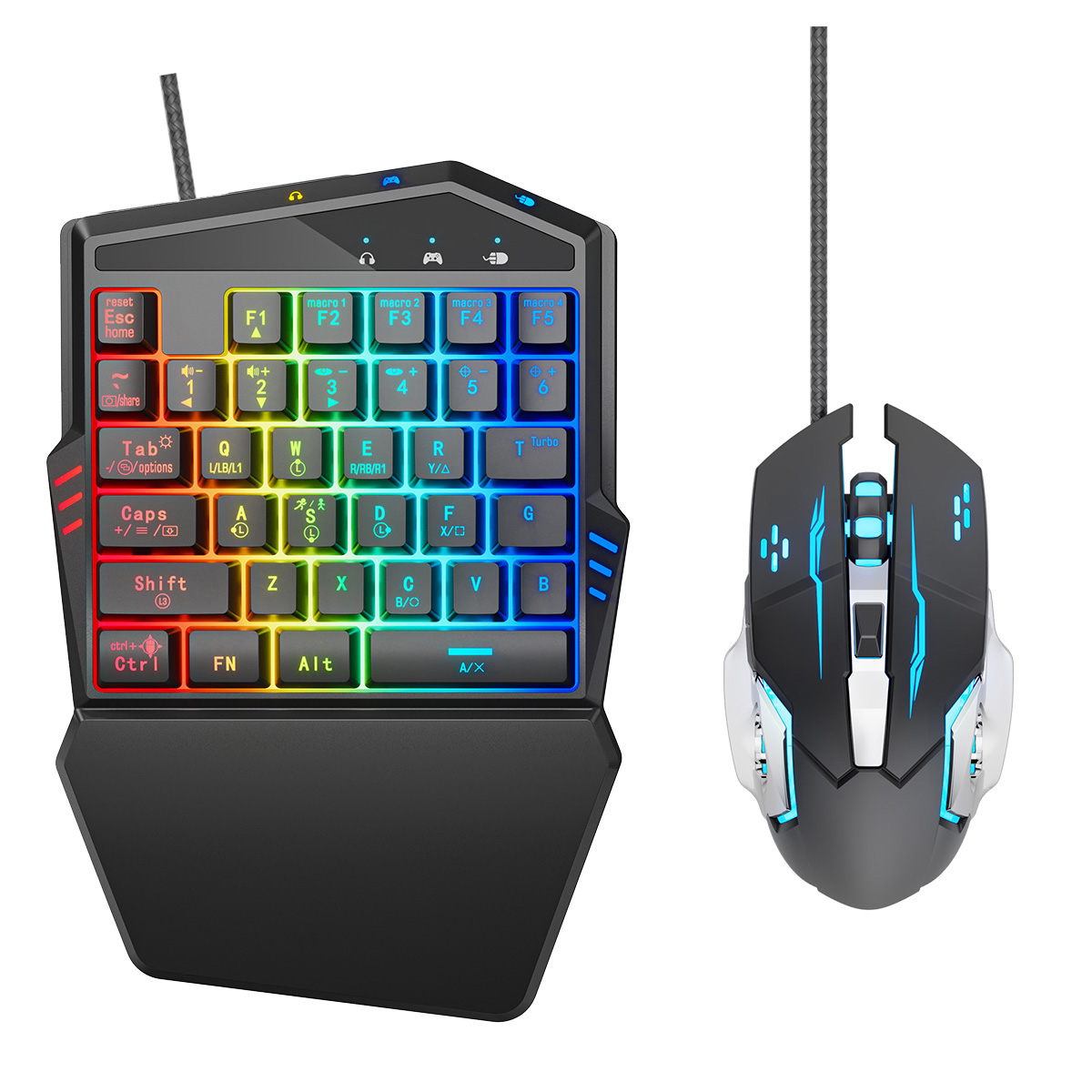 IFYOO KMAX2 Plus Keyboard and Mouse Combo set